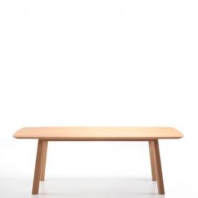RHOMB - table chêne massif