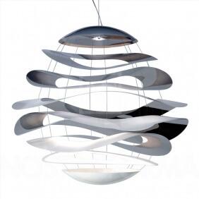 BUCKLE - suspension LED ø 120 cm