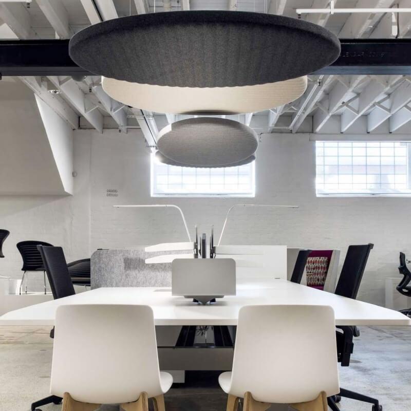 buzziland 3d plafonnier acoustique de saskia. Black Bedroom Furniture Sets. Home Design Ideas