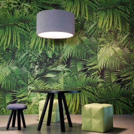 BUZZISKIN PRINTED - rouleau acoustique motif Jungle