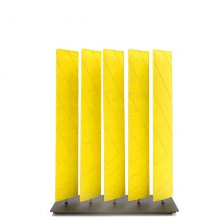 BUZZIBLINDS modèle Straight Lines 1 - cloison acoustique