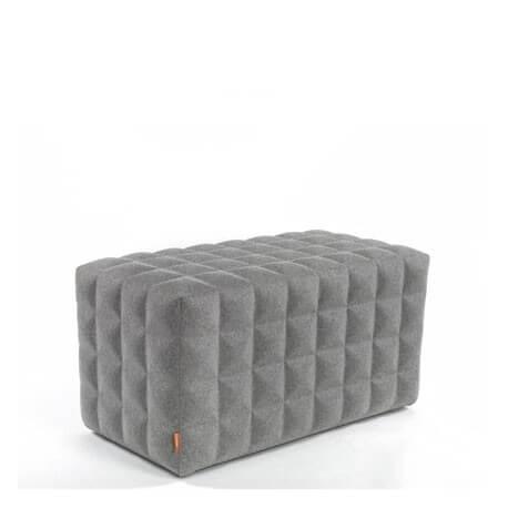 BUZZICUBE 3D DUO - pouf acoustique