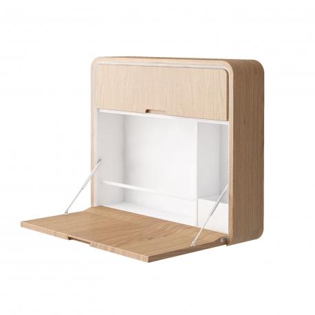 bureau mural rabattable design sno drop diteur cosy korner. Black Bedroom Furniture Sets. Home Design Ideas