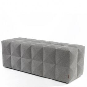 BUZZICUBE 3D TRIO - pouf acoustique