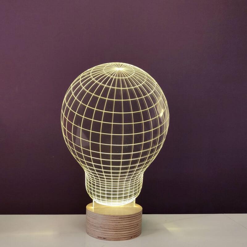 Bulbing Cheha Lampes Lampe De Leds Studio Par Table Yb7gfy6