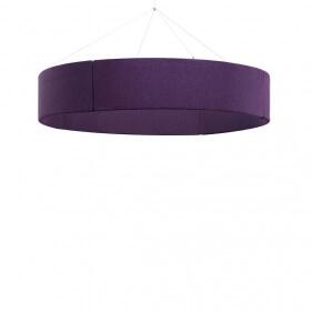 SLICE - faux plafond acoustique rond