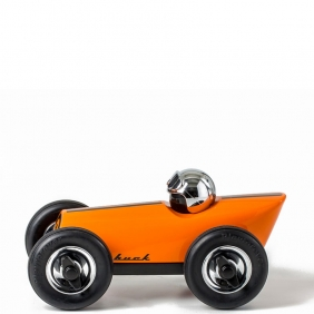 BUCK - voiture orange