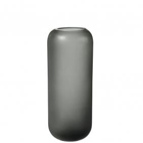 OVALO - vase gris