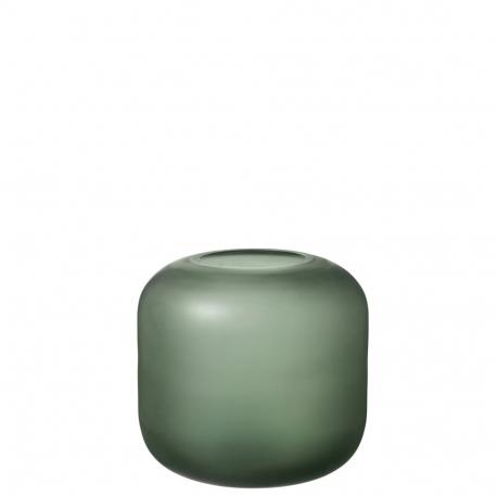 OVALO - vase 17 cm vert