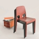 MARGOT - chaise en polycarbonate (lot de 2)