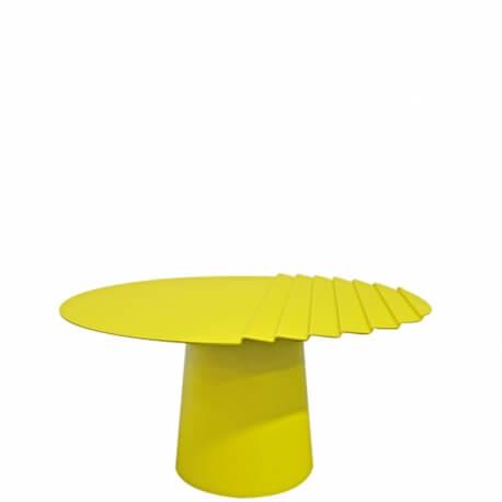 WIND - table basse ovale