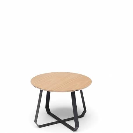 SHUNAN LOXW - table basse ø 55 cm