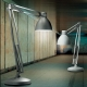 THE GREAT JJ TR - lampadaire géant 4m20