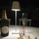 POLDINA - lampe sans fil led H38 cm
