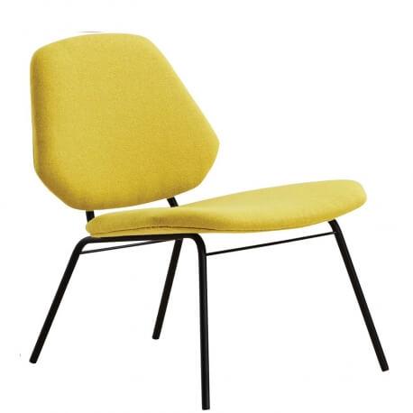LEAN - fauteuil Kvadrat Remix 2
