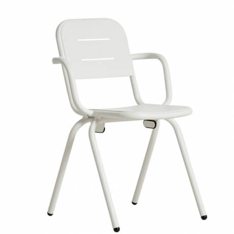 RAY - chaise avec accoudoirs