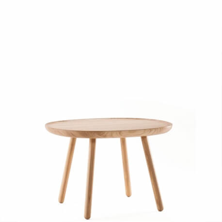 NAIVE - table basse 64 x 64 x H 44 cm
