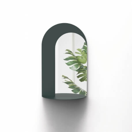 BUZZIMIRAGE - miroir trompe l'oeil H70 cm