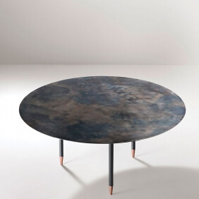 ROMA - table basse ø 137 cm