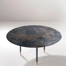 ROMA - table ø 137 cm