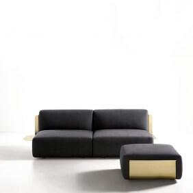 LOOM - canapé et pouf