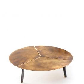 PLACAS - table basse ø 100 cm