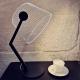 ZIGGI - lampe noire à leds
