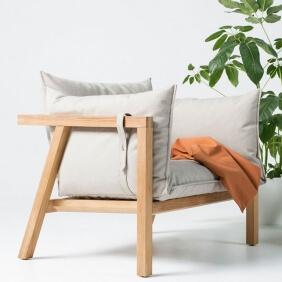 UMOMOKO - fauteuil de jardin