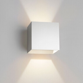 BOX - applique led 10 x 10 cm
