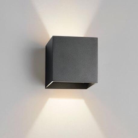 BOX - applique led 10 x 10 cm