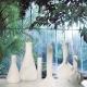 CHEMISTUBES - lampe LED et vase