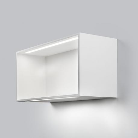 CAB 2 - étagère lumineuse 60 x 25 x H30 cm