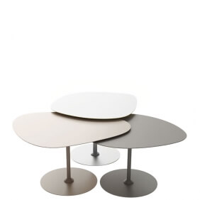 GALET - table basse