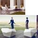 FAZ - fauteuil avec coussin