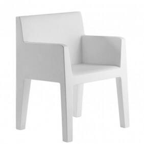 JUT - chaise à accoudoirs