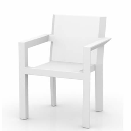 FRAME - chaise de jardin à accoudoirs (lot de 4)