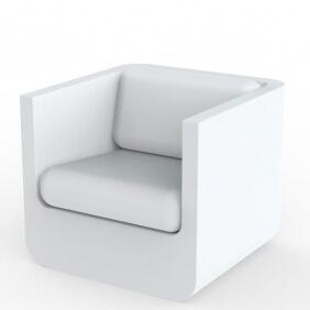 ULM - fauteuil avec coussin