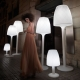 VASES - lampe de jardin 180 cm LED