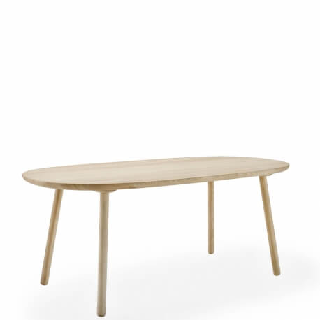 NAIVE - table ovale 190 cm