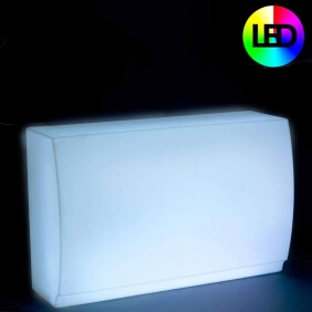 FIESTA BARRA - bar lumineux 1m80 LED