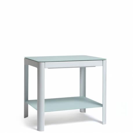 PLANE - table de chevet 4 pieds