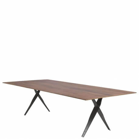 PROPELLER - table 180 x 90 cm en Xeramica