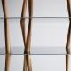 SENDAI CRYSTAL - étagère H192 cm