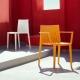 SPRITZ - chaise en polyropylène (lot de 4)