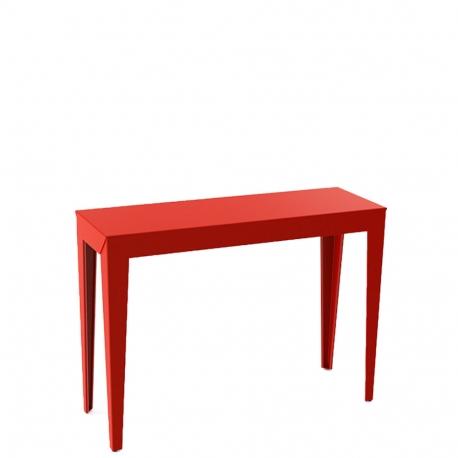 ZEF - console rouge modèle d'expo