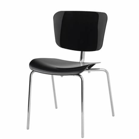 SLIDE - 4 chaises