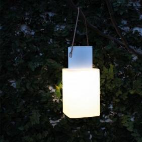 CUADRAT - lampe / suspension sans fil