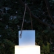 CUADRAT - lampe / suspension sans fil