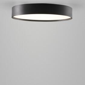 SURFACE - applique / plafonnier noir
