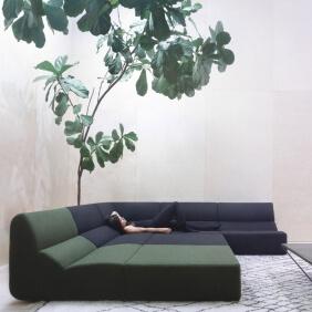 LAYOUT - fauteuils et canapés modulables